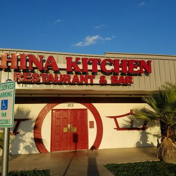 China Kitchen Restaurant New Braunfels Tx
