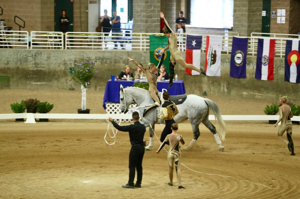 Free Artists Creative Equestrians: 2012 W Potrero Rd, Thousand Oaks, CA