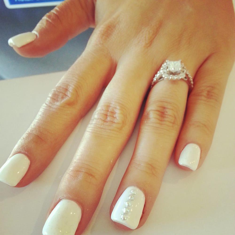 Bridal shower nails - Yelp