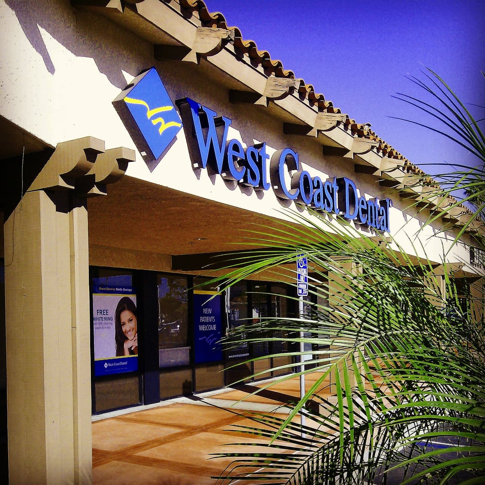 West Coast Dental Long Beach Ca