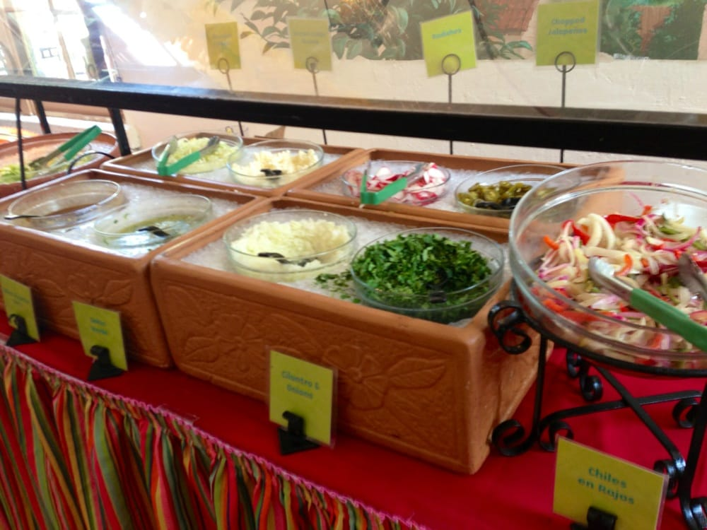 Menudo bar yelp for Acapulco loco authentic mexican cuisine