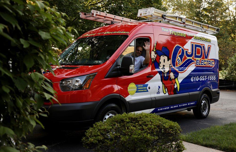 JDV Electric: 777 W Providence Rd, Lansdowne, PA