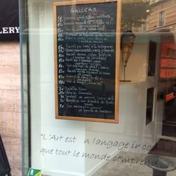 Gallery 15 photos italian 90 rue d assas luxembourg for Bar exterieur paris