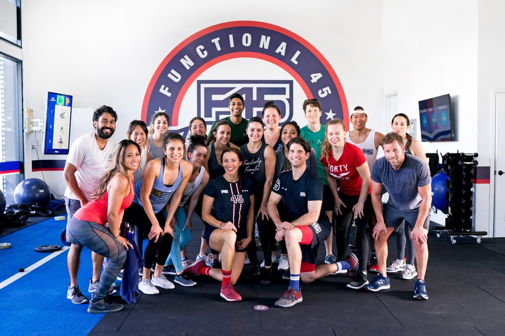 F45 Training Laguna Niguel