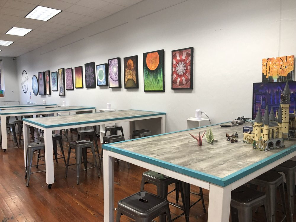 Arts & Drafts: 422 1st St, Eureka, CA