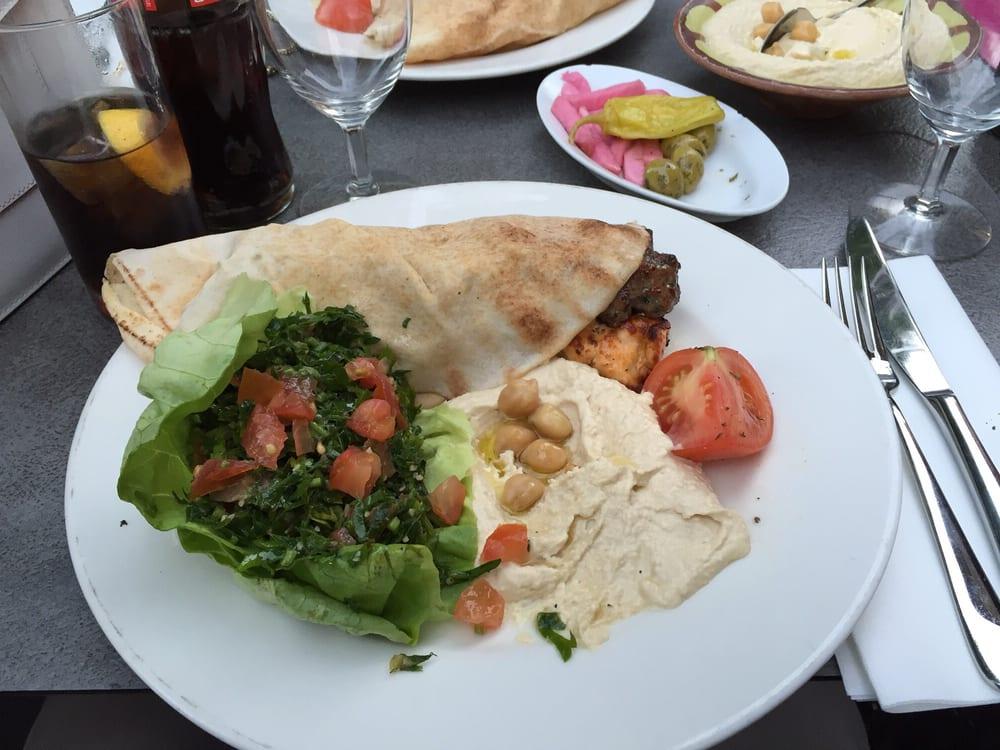 Noura marceau 19 foto e 69 recensioni cucina libanese for Noura alma marceau