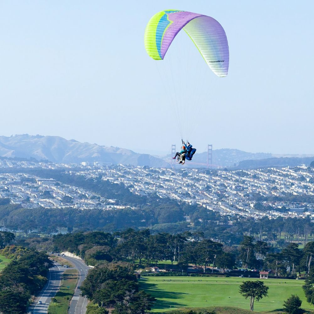 Bay Area Soaring: San Francisco, CA