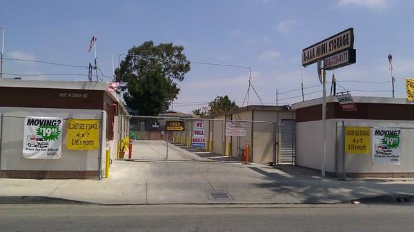Photo Of A AAA Mini Storage   Torrance, CA, United States. Main Office