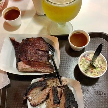 Photo Of Angelo S Barbecue Fort Worth Tx United States Brisket And Ribs