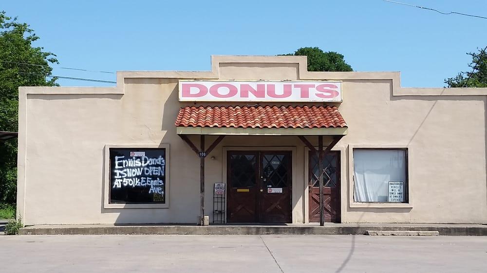 Ennis Donut Shop: 501 1/2 E Ennis Ave, Ennis, TX