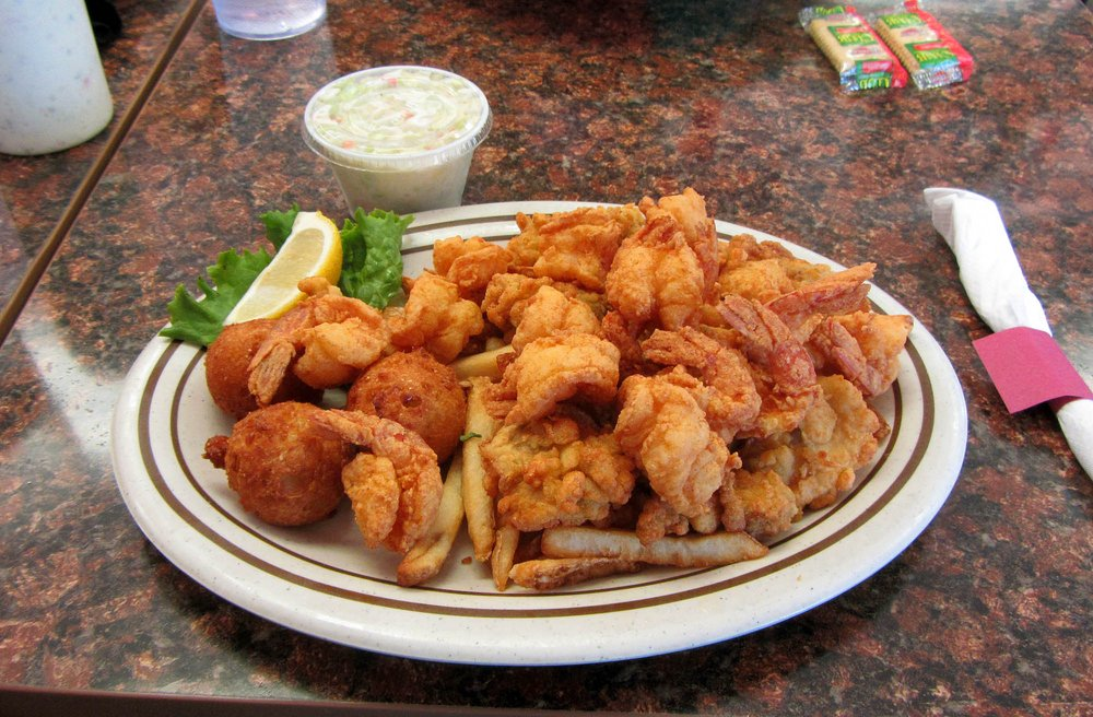 Shrimp Shack Seafood Kitchen: 646 Blanding Blvd, Orange Park, FL