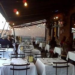 Photo Of Café Santorini   Pasadena, CA, United States. Patio At Cafe  Santorini