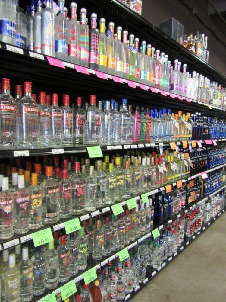 Progress Liquor Store: 8616 SW Hall Blvd, Beaverton, OR