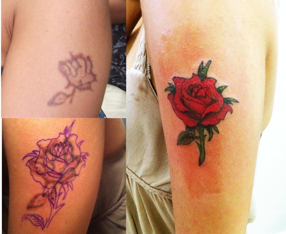 Kirkland tattoo studio 45 photos 19 reviews tattoo for Studio 42 tattoo