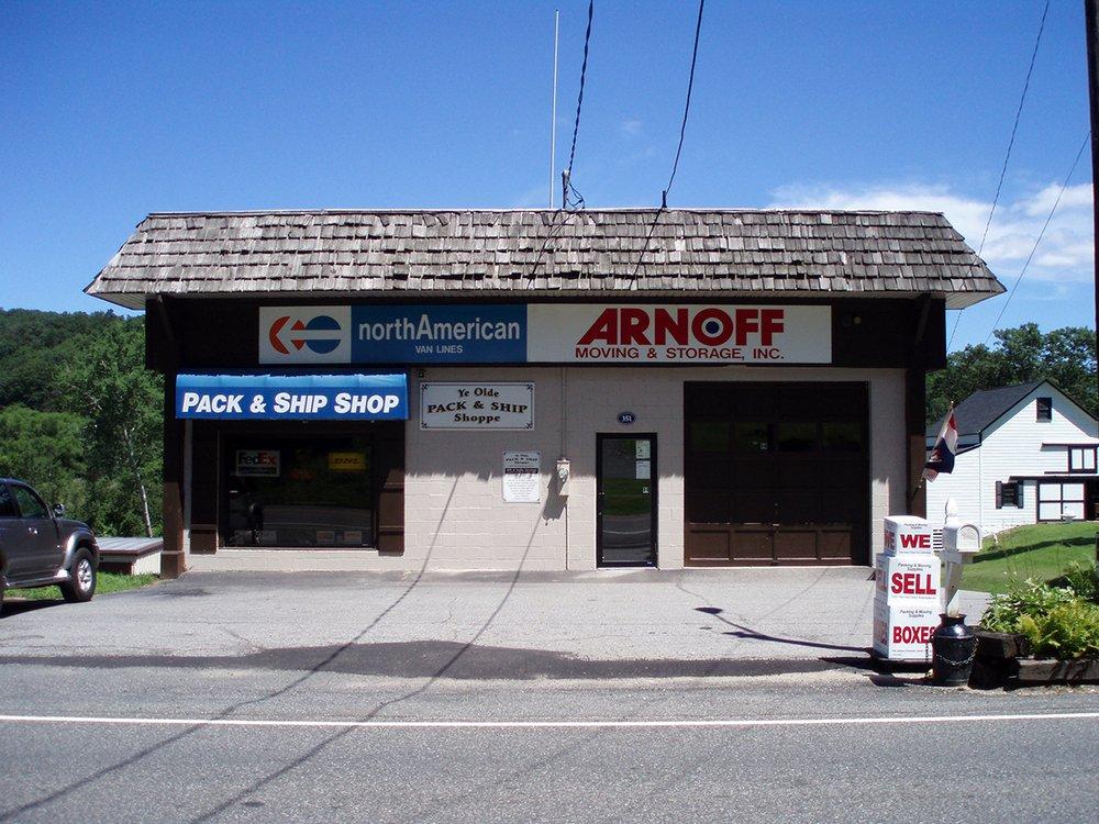 Arnoff Moving & Storage: 351 Millerton Rd, Lakeville, CT