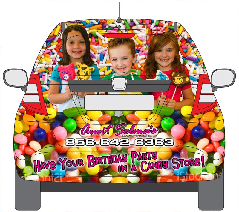 Aunt Selma's Candy: 1459 Rte 38 W, Hainesport, NJ