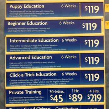 Petsmart Dog Training Classes Reviews