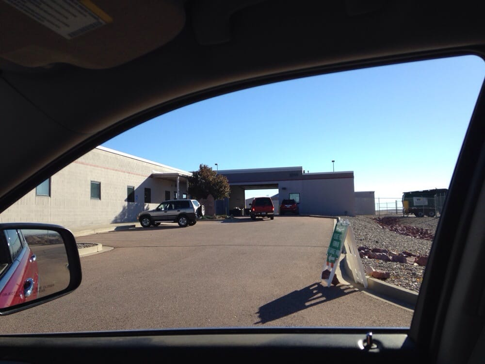 El Paso County Household Hazardous Waste Facility