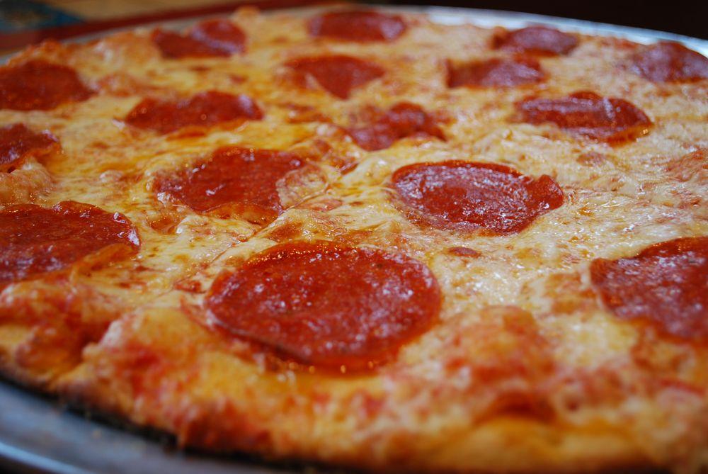 Spicy Pie: 1100 N Broadway, Minot, ND