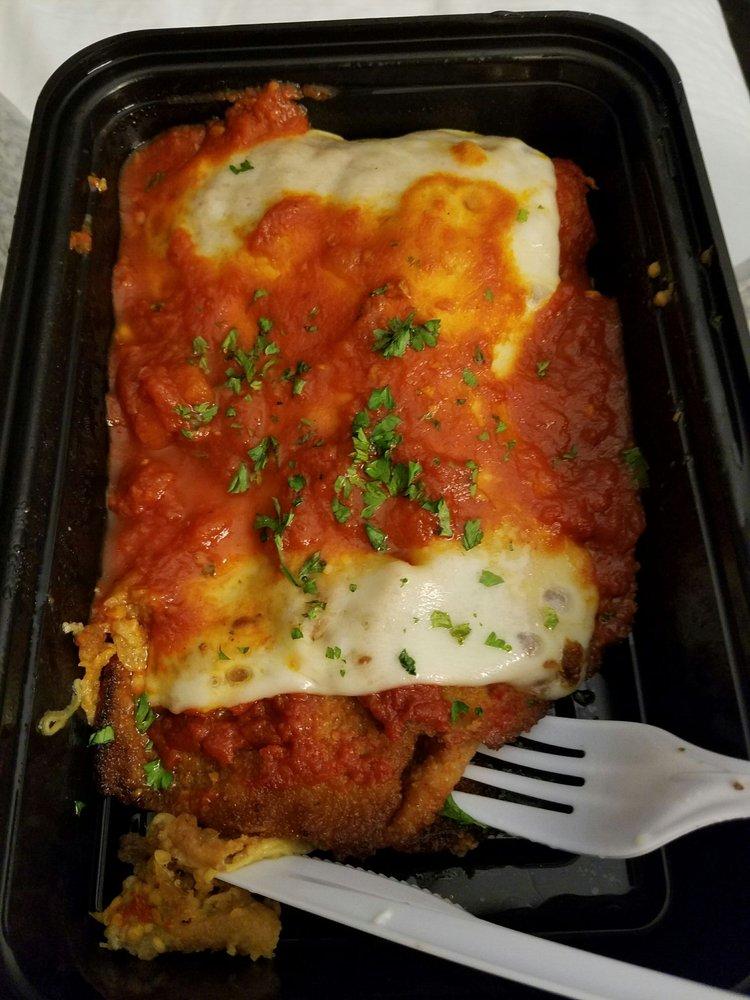 Food from Cucina Toscana