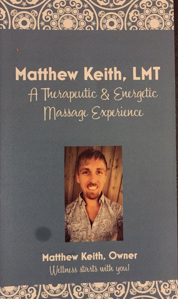 Matthew Keith, LMT: 6251 Park Blvd N, Pinellas Park, FL