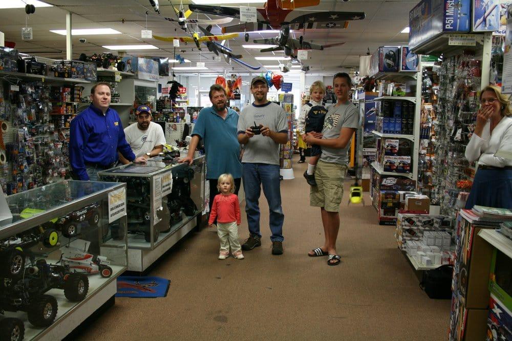 Hub Hobby Center Richfield, MN, United States