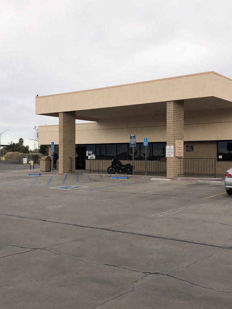 DMV Office: 430 S Broadway, Blythe, CA
