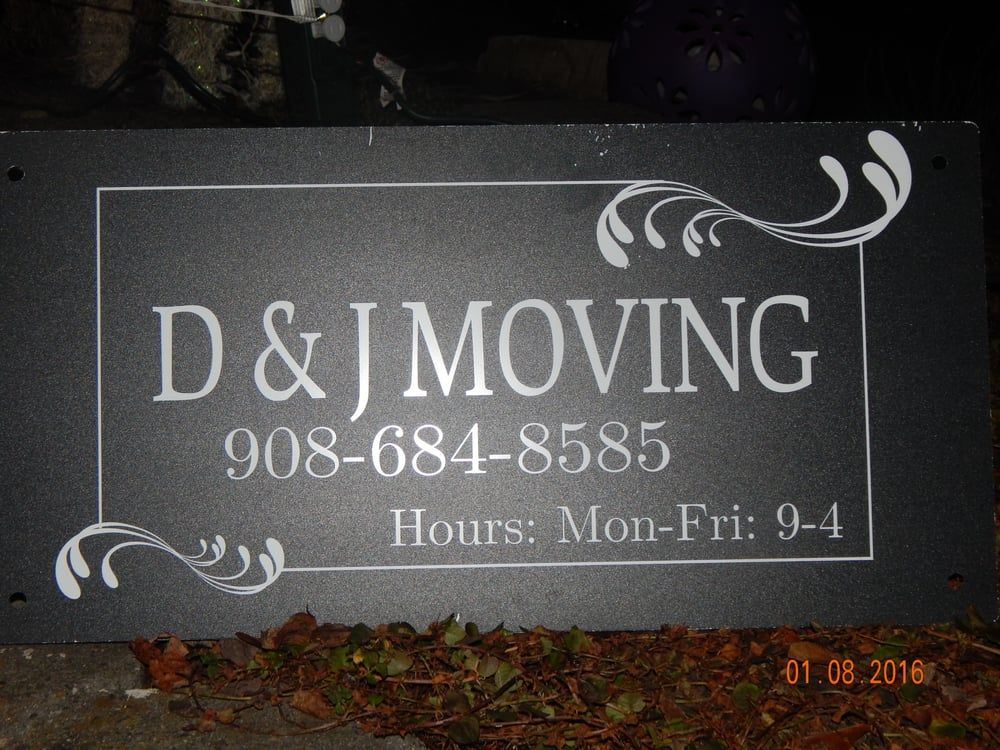 D & J Moving: 103 Countryside Ln, Hackettstown, NJ