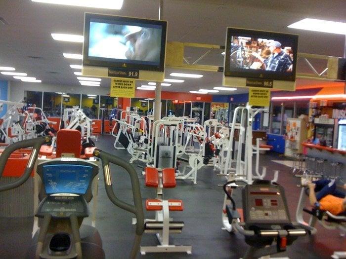 Pro Fitness: 1243 E Dixon Blvd, Shelby, NC