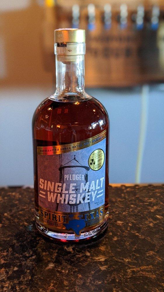 Spirit of Texas Distillery