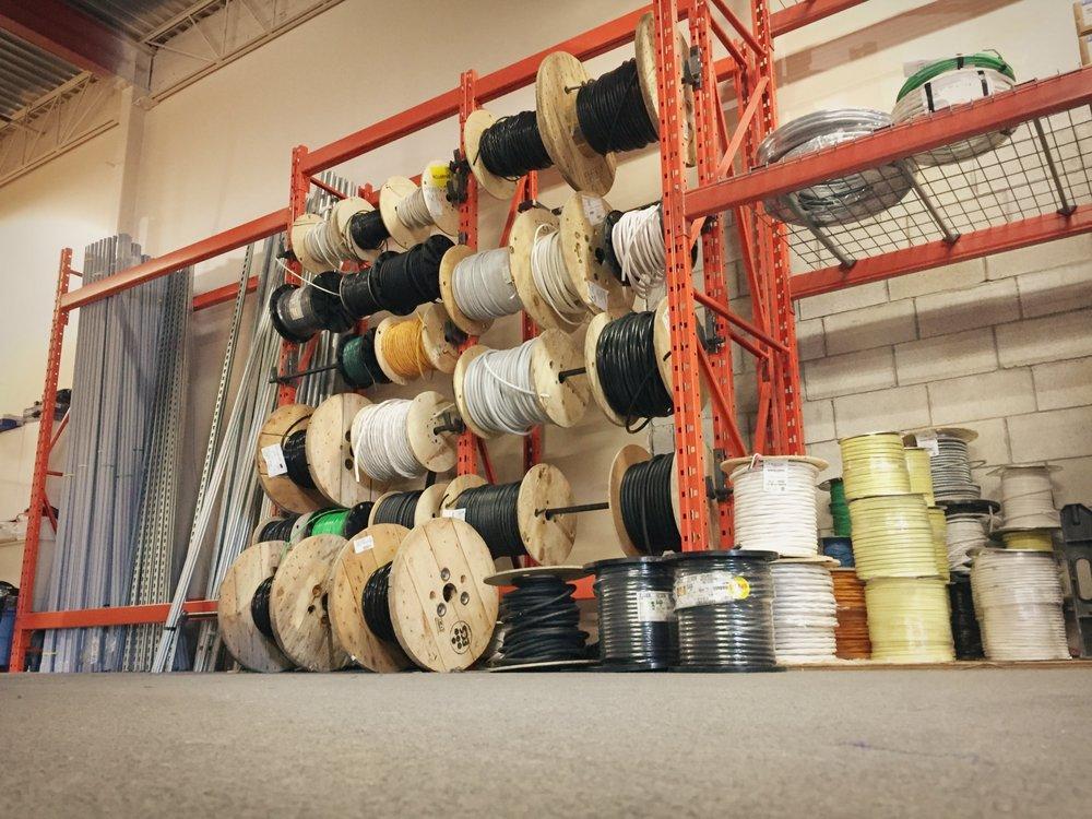 Amateur electric supply photos — photo 11