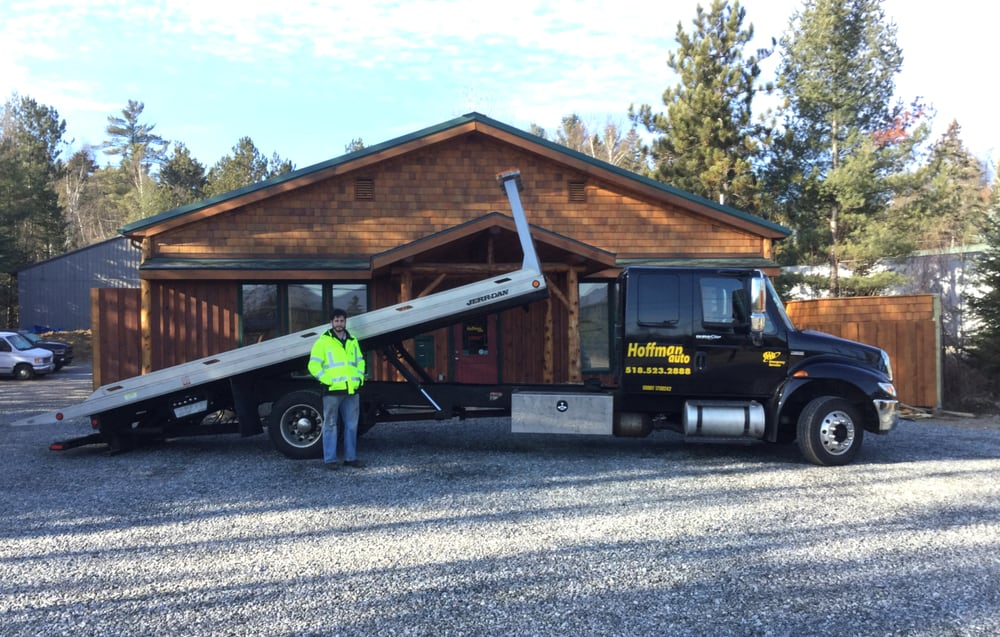 Towing business in North Elba, NY