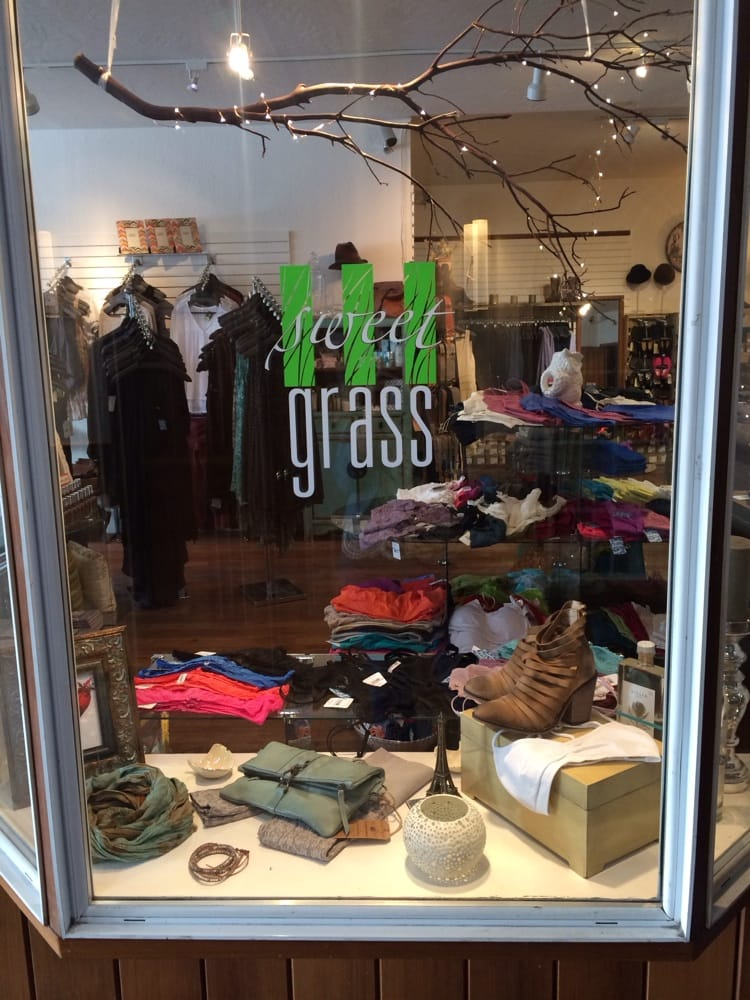 Sweet Grass Boutique: 773 Redwood Dr, Garberville, CA