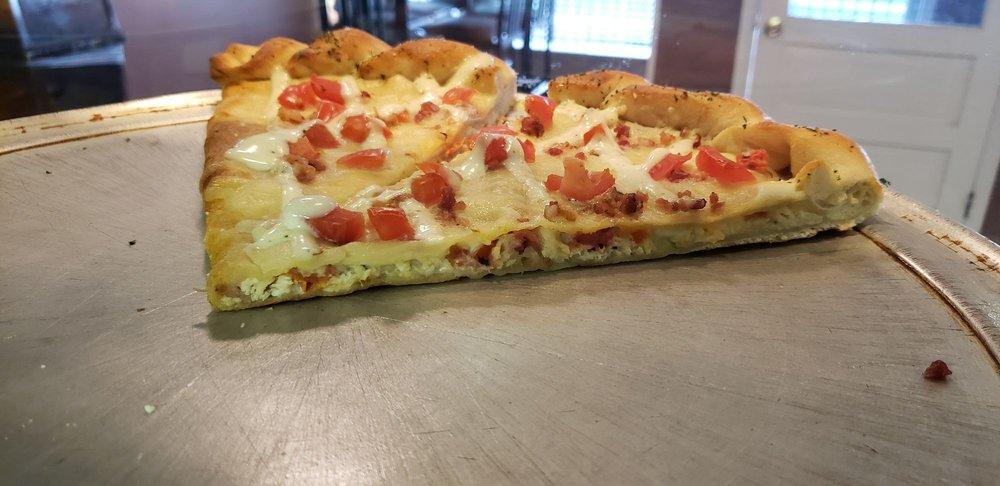Feliciano's Pizza: 24 Maria St, Bethel, PA