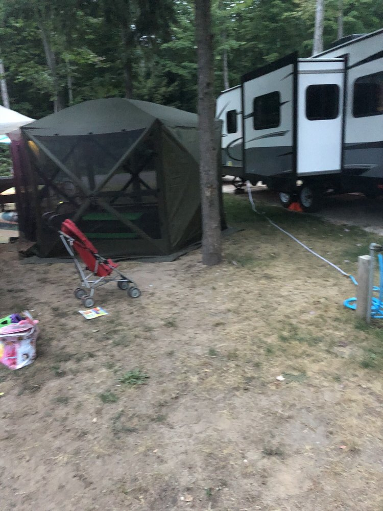 Timberline Campground: 2788 Benzie Hwy, Benzonia, MI