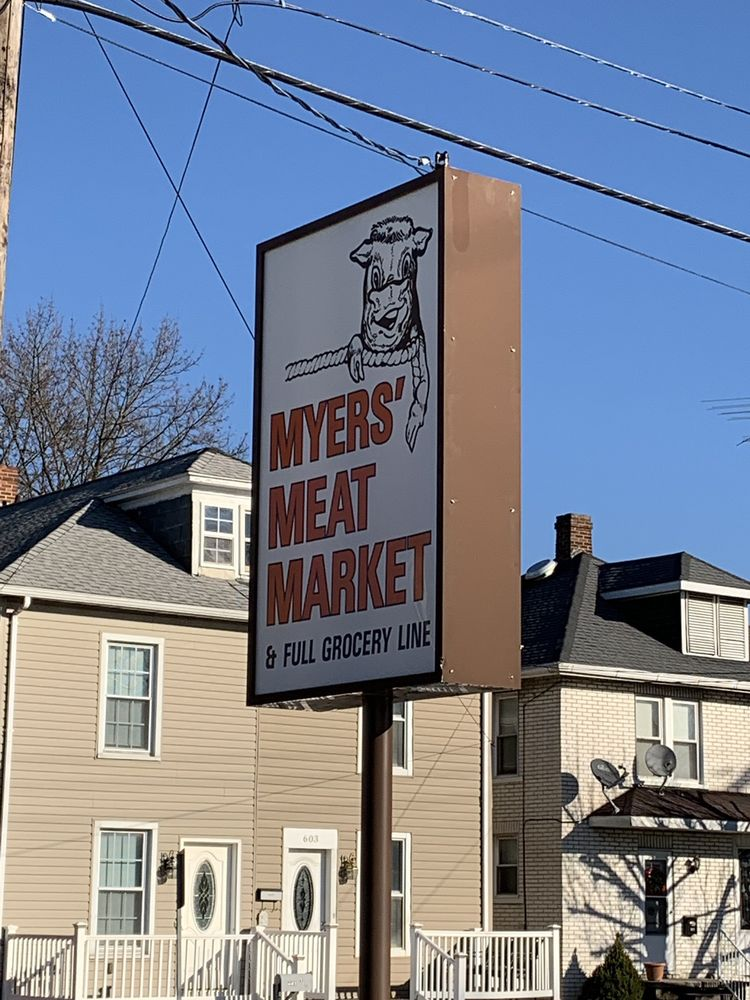 Myers'meat Market: 600 3rd St, Hanover, PA