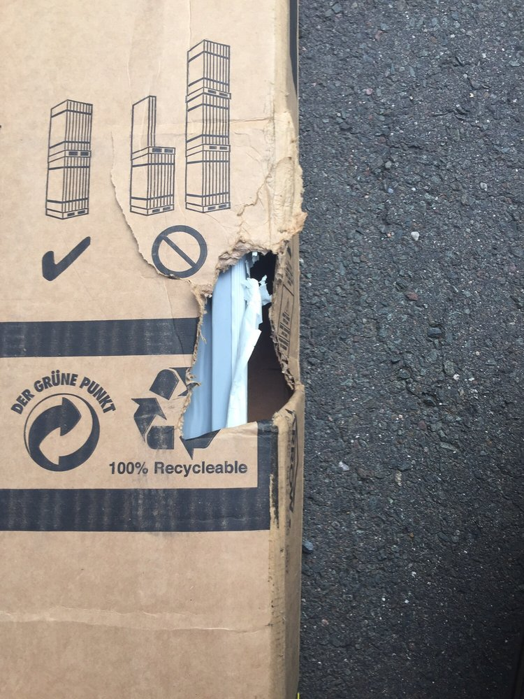 Photo of UPS Customer Center - Hartford CT United States. UPS damage this & UPS damage this box during shipping and were supposed to come back ... Aboutintivar.Com