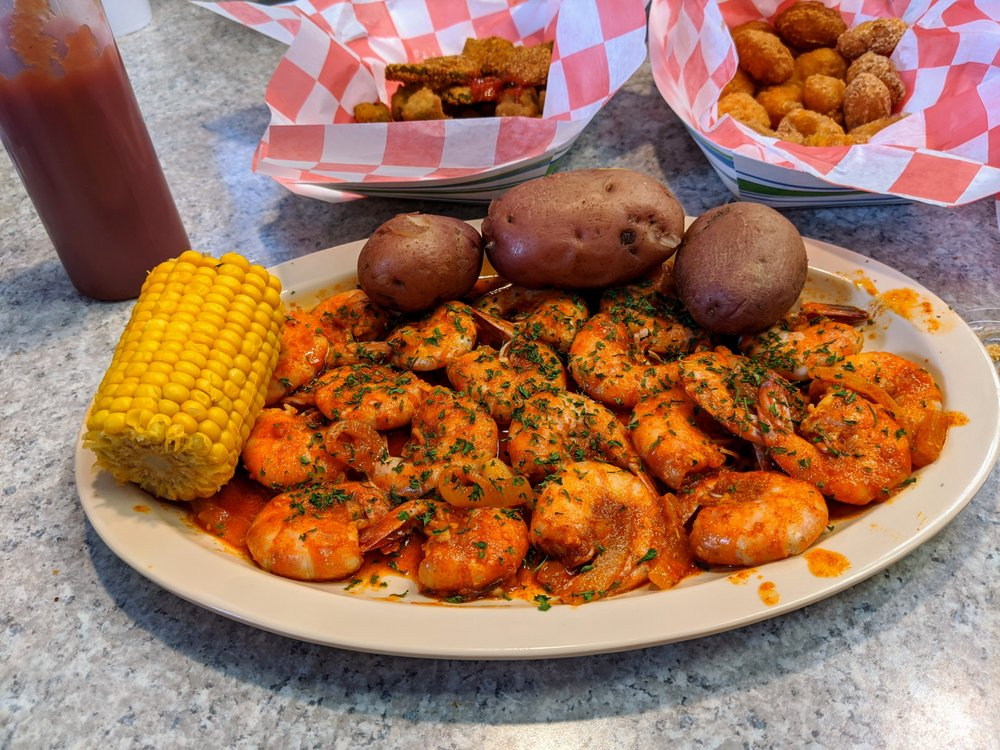 Jingo Cajun Eatery: 425 N Main St, Vidor, TX