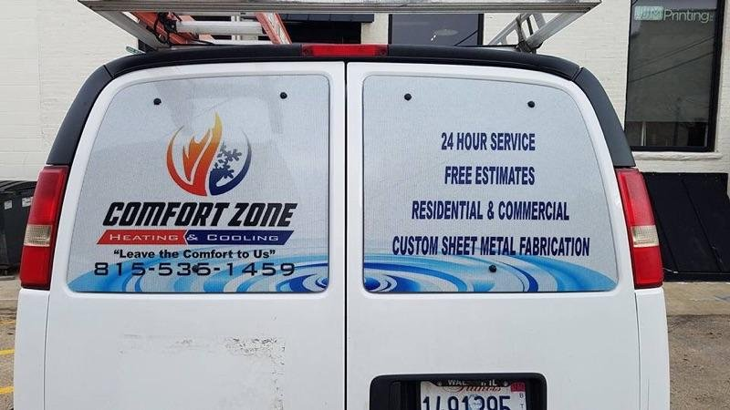 Comfort Zone Heating & Cooling: 26800 Nathan Rd, Rock Falls, IL