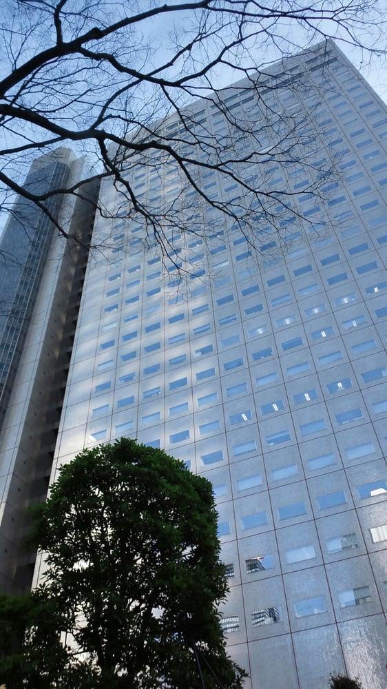 新宿NSビル会議室