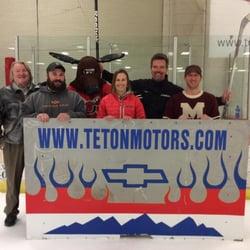 Teton Motors Bilforhandlere 1020 W Broadway Jackson