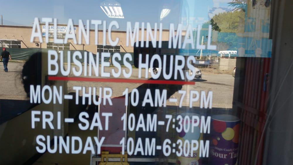 Atlantic Center Mini Mall: 6607 Atlantic Ave, Bell, CA