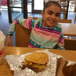 P O Of Five Guys New Haven Ct United States