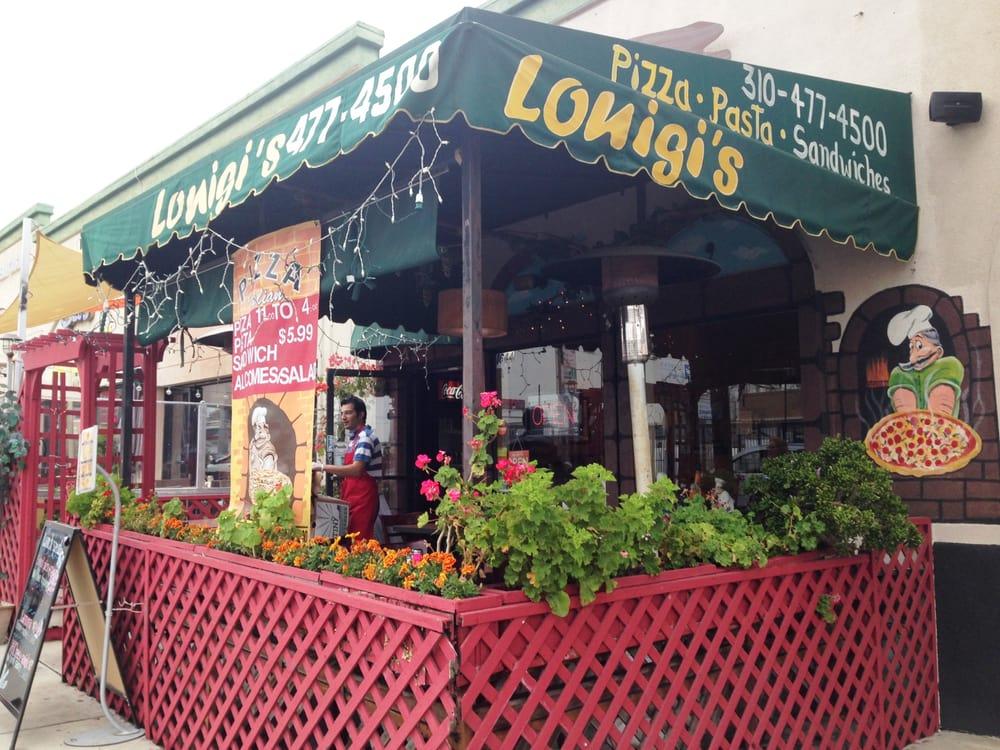 Louigi S Italian Kitchen Los Angeles Ca