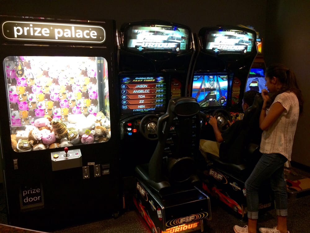 Small Arcade Yelp