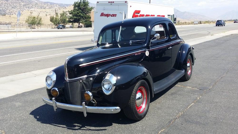 Precision Automotive Paint & Collision: 5212 Lake Isabella Blvd, Lake Isabella, CA
