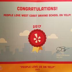 West Coast Driving School 27 Reviews Driving Schools 14726