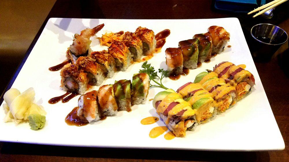 Akita Sushi & Japanese Steakhouse