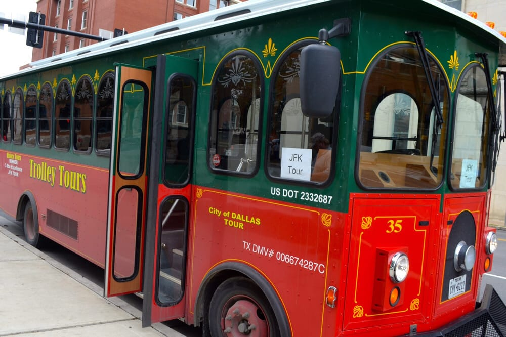 Dallas Trolley Tours