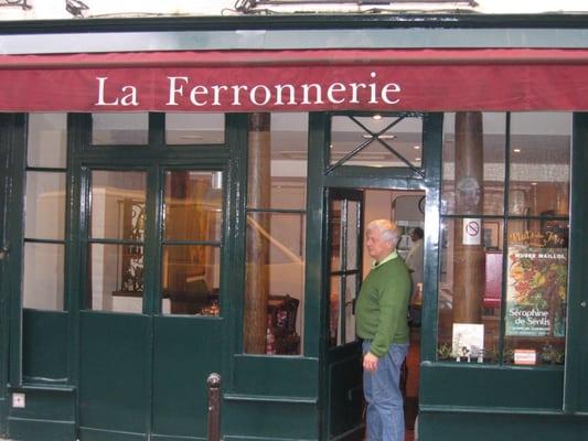 La ferronnerie franz sisch 18 rue de la chaise 7 me for 18 rue de la chaise